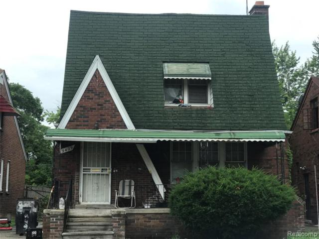 9429 Somerset Ave, Detroit, MI 48224 (MLS #219071352) :: The John Wentworth Group