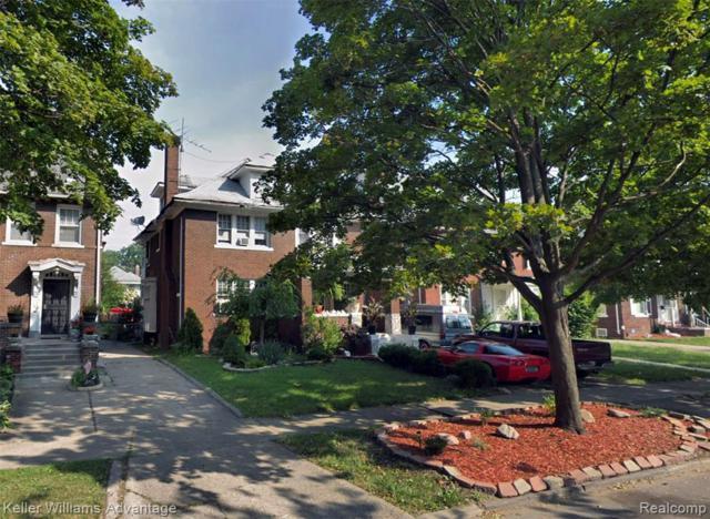 1716 Edison St, Detroit, MI 48206 (MLS #219070598) :: The Tom Lipinski Team at Keller Williams Lakeside Market Center