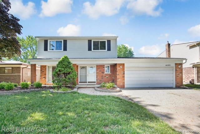 44225 Village Crt, Canton, MI 48187 (MLS #219072024) :: The Tom Lipinski Team at Keller Williams Lakeside Market Center