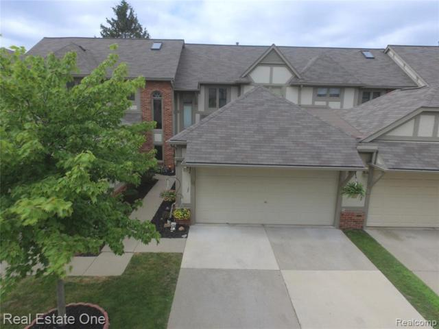 42286 Saratoga Cir, Canton, MI 48187 (MLS #219070020) :: The Tom Lipinski Team at Keller Williams Lakeside Market Center