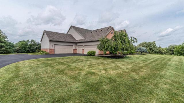 3051 Sandhill Dr, Dexter, MI 48130 (MLS #3265916) :: The Tom Lipinski Team at Keller Williams Lakeside Market Center