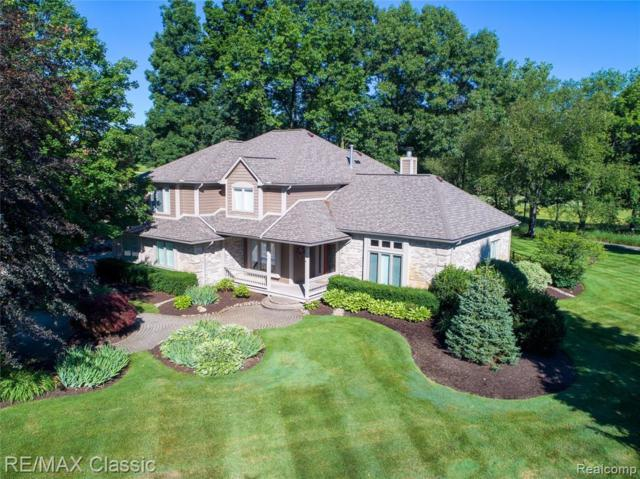 1286 Glen Crt, Highland, MI 48357 (MLS #219072468) :: The Tom Lipinski Team at Keller Williams Lakeside Market Center