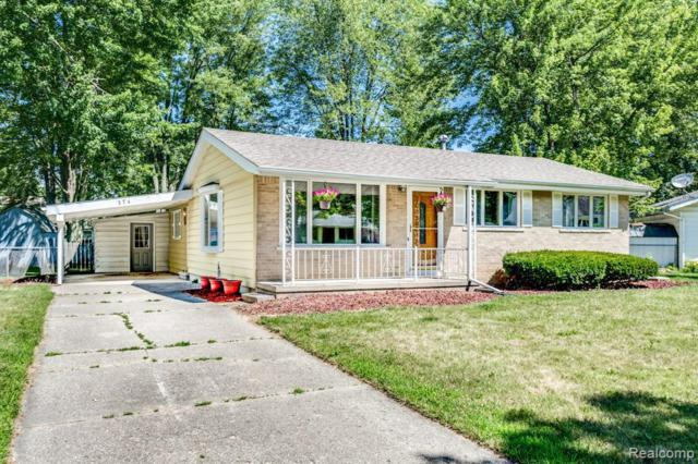 274 Cardinal Dr, Marysville, MI 48040 (MLS #219072028) :: The Tom Lipinski Team at Keller Williams Lakeside Market Center
