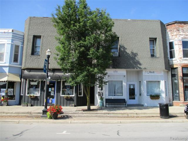 Main St, Richmond, MI 48062 (MLS #219076267) :: The Tom Lipinski Team at Keller Williams Lakeside Market Center
