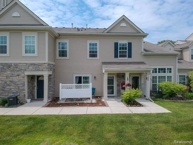 25919 Maritime Cir S, Harrison Twp, MI 48045 (MLS #219078418) :: The Tom Lipinski Team at Keller Williams Lakeside Market Center