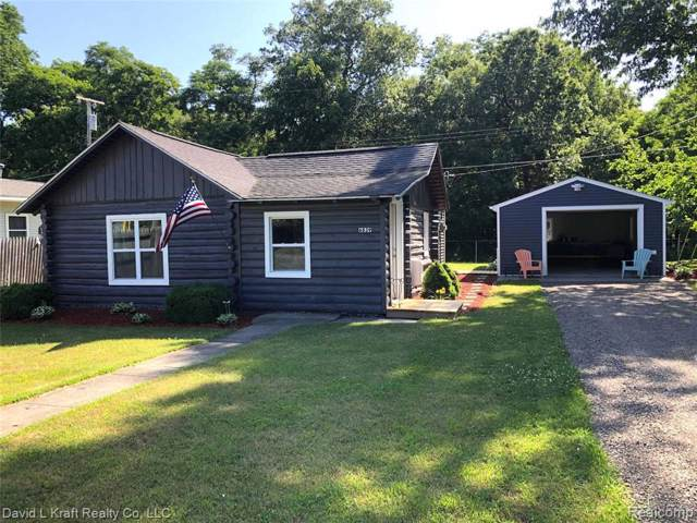 6839 Huron St, Caseville, MI 48725 (MLS #219079795) :: The Tom Lipinski Team at Keller Williams Lakeside Market Center