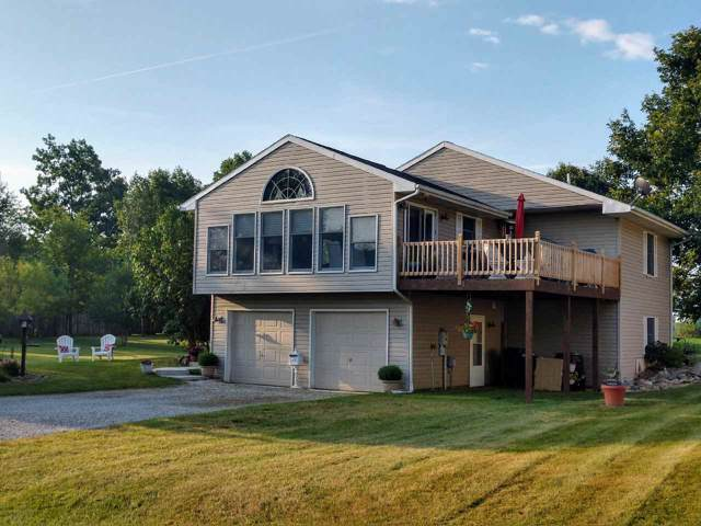 7685 Dalton Rd, Onsted, MI 49265 (MLS #201902919) :: The Tom Lipinski Team at Keller Williams Lakeside Market Center