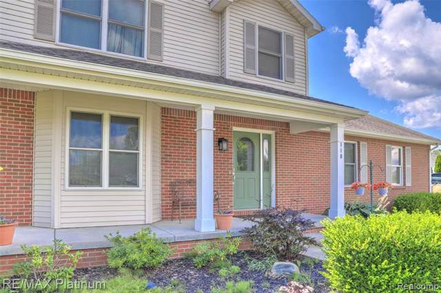 110 Calhoun Ave, Clinton, MI 49236 (MLS #219082640) :: The Tom Lipinski Team at Keller Williams Lakeside Market Center