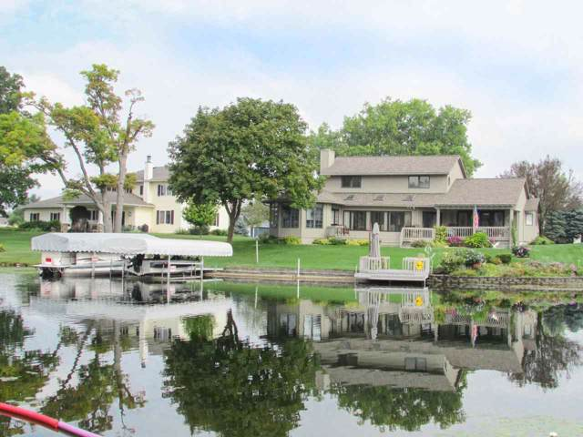 445 Edgewater Ct, Coldwater, MI 49036 (MLS #19038921) :: The John Wentworth Group