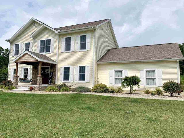 344 E Lockwood Rd, Coldwater, MI 49036 (MLS #19039210) :: The John Wentworth Group