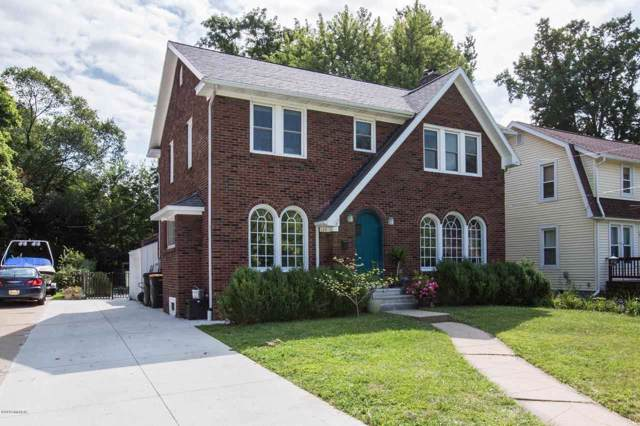 125 S Howell St, Hillsdale, MI 49242 (MLS #19039370) :: The John Wentworth Group