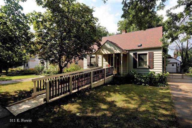 311 E Forest Ave, Ypsilanti, MI 48198 (MLS #3268091) :: The John Wentworth Group