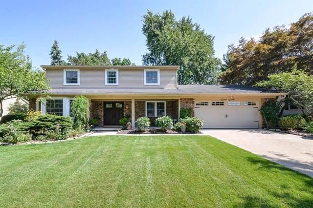 1220 Barrister Rd, Ann Arbor, MI 48105 (MLS #3268081) :: The John Wentworth Group
