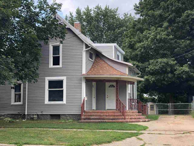 142 Waterman Ave, Coldwater, MI 49036 (MLS #19039830) :: The John Wentworth Group
