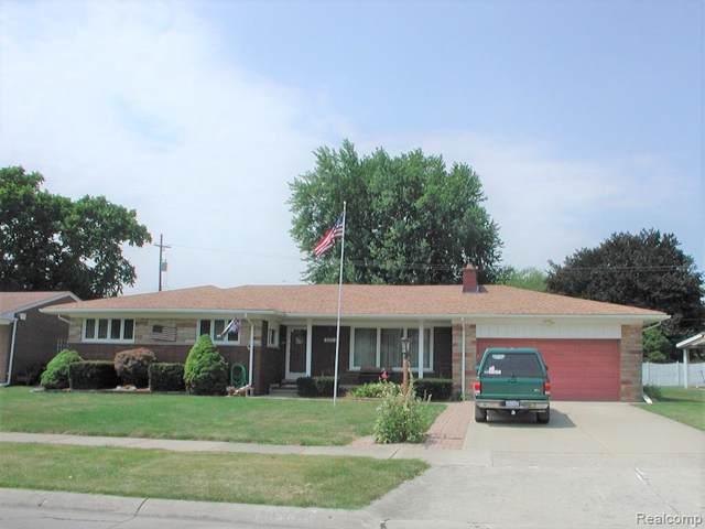 10322 Kolb Ave, Allen Park, MI 48101 (MLS #219084755) :: The Tom Lipinski Team at Keller Williams Lakeside Market Center
