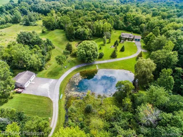 1503 County Farm Rd, Howell, MI 48843 (MLS #219083196) :: The John Wentworth Group