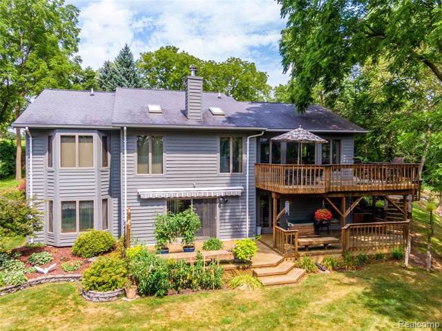 3291 Lahring Rd, Linden, MI 48451 (MLS #219084998) :: The John Wentworth Group