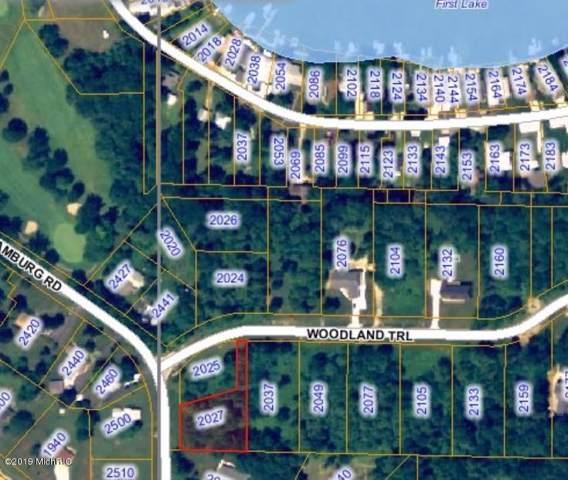 2027 Woodland Trail, Hillsdale, MI 49242 (MLS #19040878) :: The Tom Lipinski Team at Keller Williams Lakeside Market Center