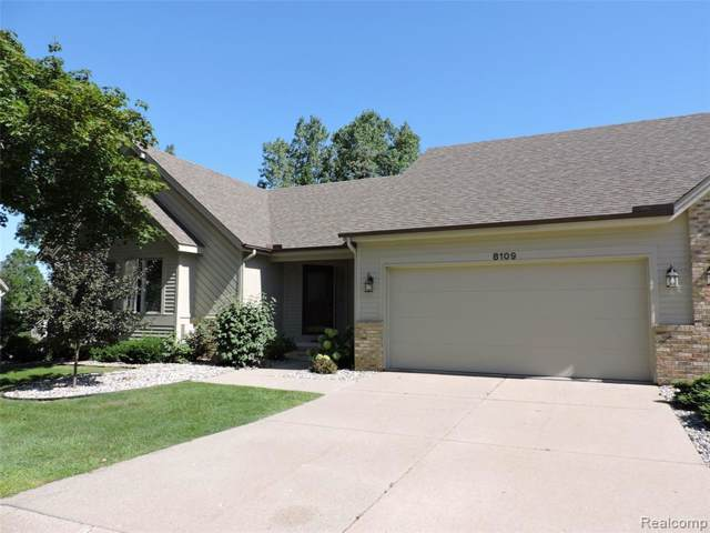 8109 Sawgrass Trl, Grand Blanc, MI 48439 (MLS #219086933) :: The John Wentworth Group
