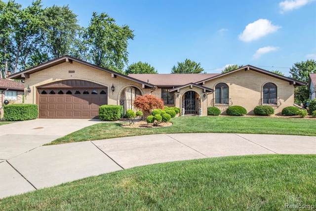 11071 Guy Crt, Warren, MI 48093 (MLS #219086708) :: The Tom Lipinski Team at Keller Williams Lakeside Market Center