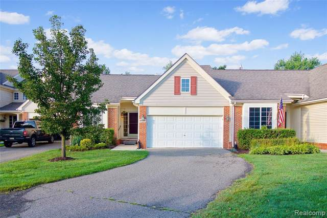 4457 Willow View Crt Unit#31, Howell, MI 48843 (MLS #219086348) :: The John Wentworth Group