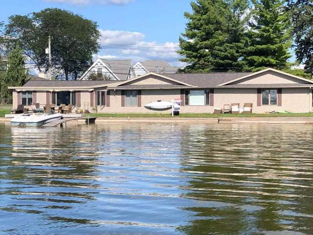 5808 Browns Lake Rd, Jackson, MI 49203 (MLS #201903115) :: The Tom Lipinski Team at Keller Williams Lakeside Market Center