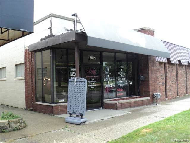 23712 Gratiot, Eastpointe, MI 48021 (MLS #219092966) :: The Tom Lipinski Team at Keller Williams Lakeside Market Center