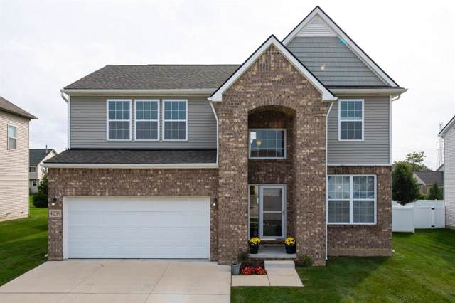 4239 Chandi Ct, Ypsilanti, MI 48197 (MLS #3268839) :: The John Wentworth Group