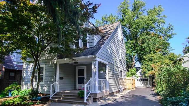 1503 Morton Ave, Ann Arbor, MI 48104 (MLS #3269234) :: The John Wentworth Group