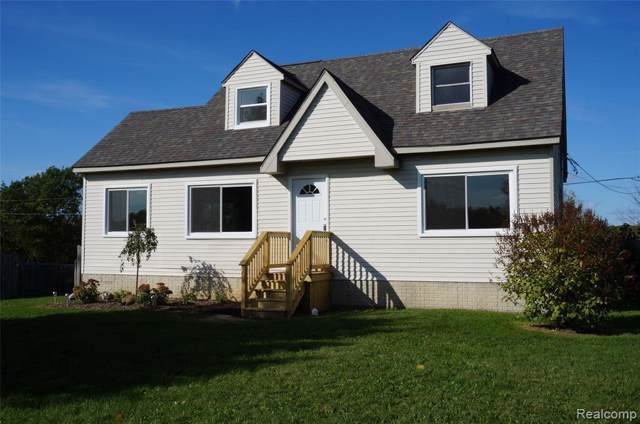 4374 Lahring Rd, Linden, MI 48451 (MLS #219105477) :: The John Wentworth Group