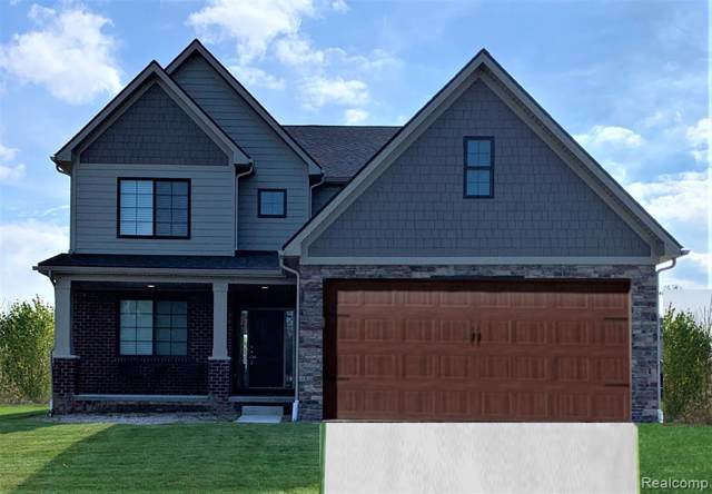 3450 Whitfield Lake Dr, Waterford, MI 48349 (MLS #219105482) :: The John Wentworth Group
