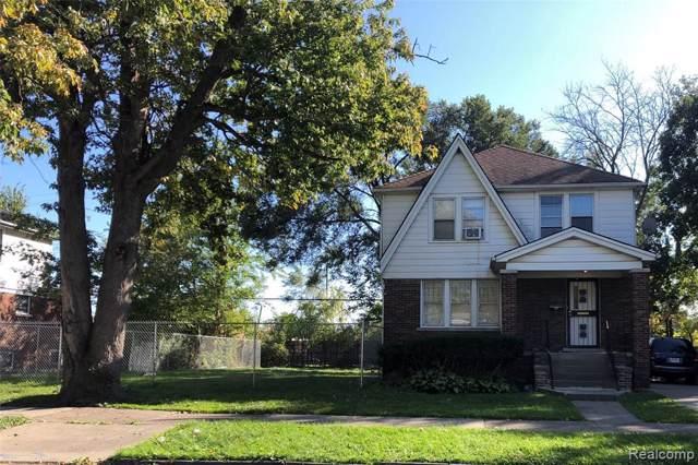 15728 Evanston St, Detroit, MI 48224 (MLS #219106287) :: The John Wentworth Group