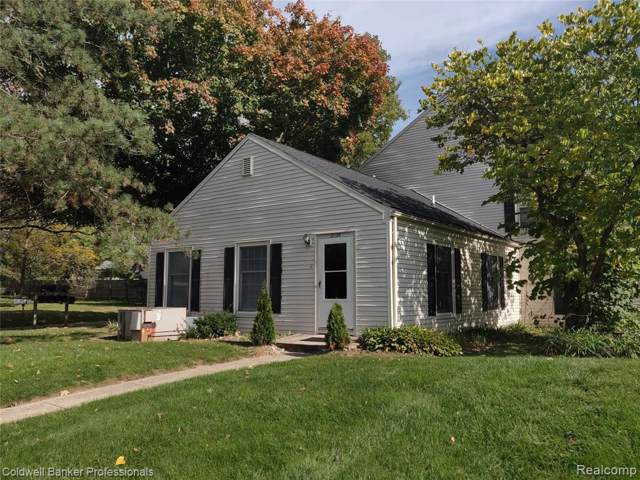2136 Painted Post Dr, Flushing, MI 48433 (MLS #219106318) :: The John Wentworth Group