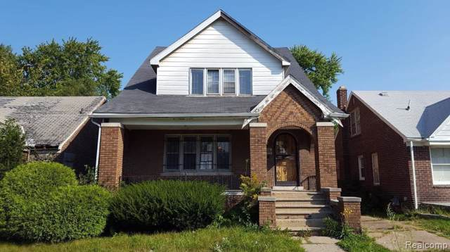 14959 Longview St, Detroit, MI 48213 (MLS #219106394) :: The John Wentworth Group