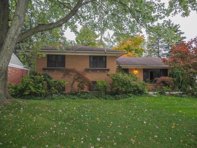 2915 Oakdale Dr, Ann Arbor, MI 48108 (MLS #3269507) :: The John Wentworth Group