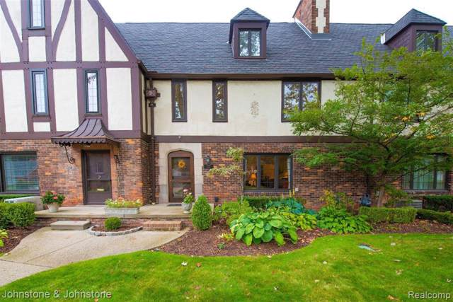 550 Cadieux Rd, Grosse Pointe, MI 48230 (MLS #219106334) :: The Tom Lipinski Team at Keller Williams Lakeside Market Center