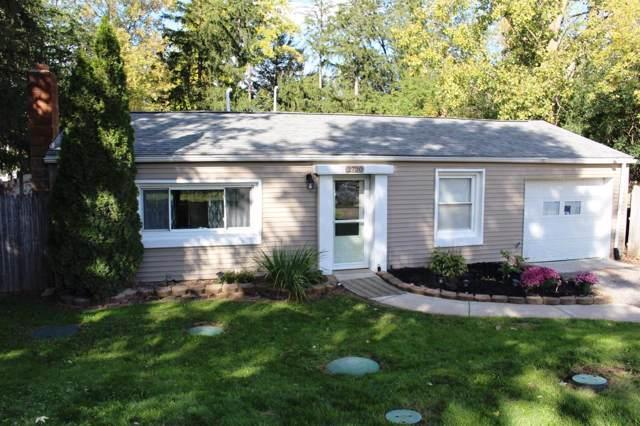 2720 W Ellsworth Rd, Ann Arbor, MI 48108 (MLS #3269505) :: The John Wentworth Group