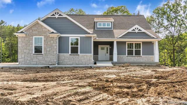 2345 Torrey Pine Ct (Lot 63) Dr, Howell, MI 48855 (MLS #219107819) :: The John Wentworth Group