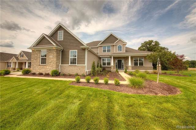 Torrey Pine Ct, Howell, MI 48855 (MLS #219107823) :: The John Wentworth Group