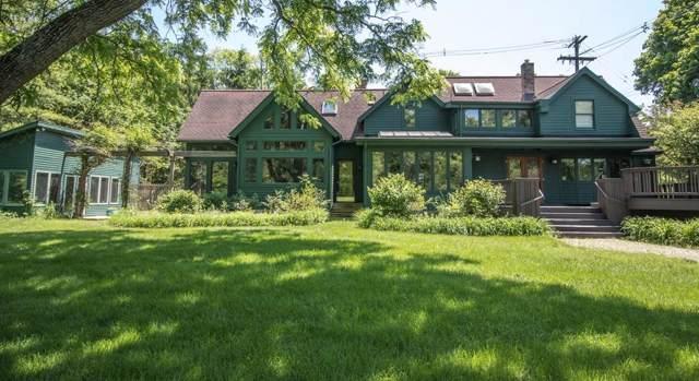 2505 Whitmore Lake Rd, Ann Arbor, MI 48105 (MLS #3269591) :: The John Wentworth Group