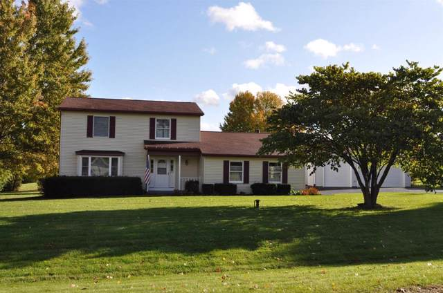 9436 Horseshoe Bnd, Dexter, MI 48130 (MLS #3269628) :: The John Wentworth Group