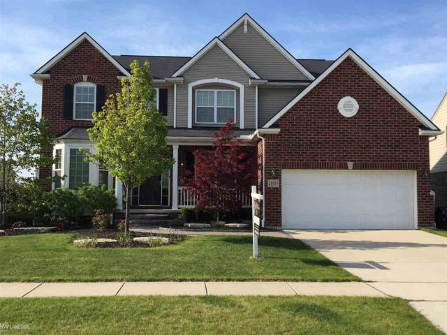 21855 Goldenwillow Dr, Macomb, MI 48044 (MLS #31323621) :: The Peardon Team