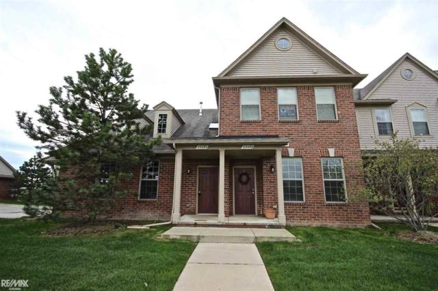 23464 Clarewood Dr., Macomb, MI 48042 (MLS #31323702) :: The Peardon Team