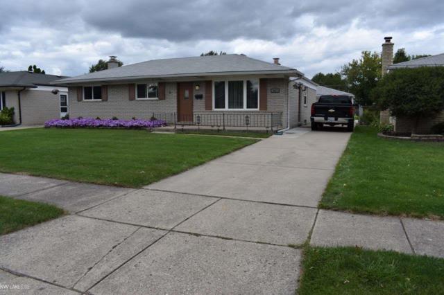 13117 Winona Drive, Sterling Heights, MI 48312 (MLS #31328779) :: The Peardon Team