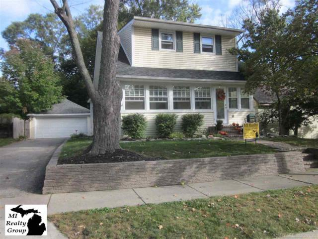 153 Terry Ave, Rochester, MI 48307 (MLS #31333258) :: The Peardon Team