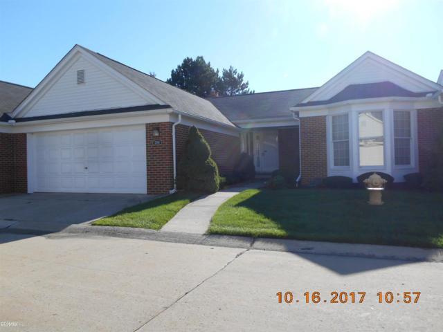 37816 Maple, Clinton Township, MI 48036 (MLS #31333361) :: The Peardon Team