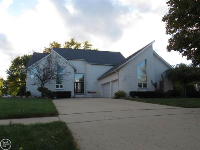 47939 W Fox Chase St, Washington, MI 48315 (MLS #) :: The Peardon Team