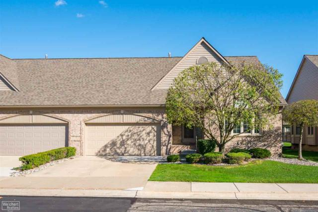47182 Mission Valley West, Macomb, MI 48042 (MLS #31333563) :: The Tom Lipinski Team at Keller Williams Lakeside Market Center