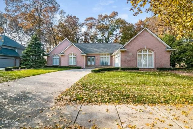 53449 Oak Grove, Shelby Twp, MI 48315 (MLS #31335588) :: The Tom Lipinski Team at Keller Williams Lakeside Market Center