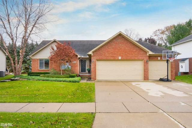 8258 Lindamar Ln, Shelby Twp, MI 48316 (MLS #31335644) :: The Tom Lipinski Team at Keller Williams Lakeside Market Center